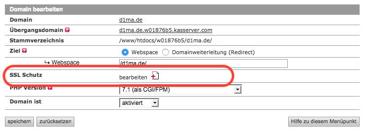 Wordpress auf SSL (von HTTP auf HTTPS) umstellen - [Anleitung]